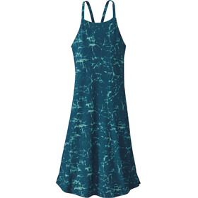 Patagonia Sliding Rock Dress Women Crackle: Tidal Teal